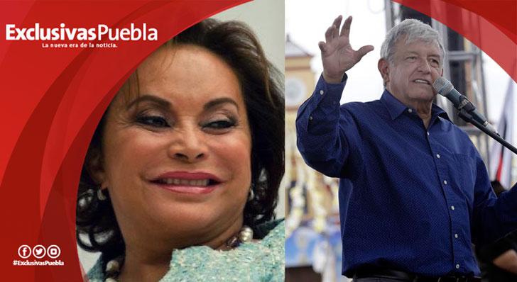 Apoyo de Gordillo a AMLO no influye en los maestros