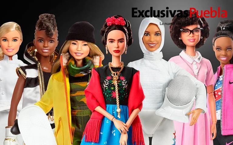 ¡Frida Kahlo se convierte en Barbie!