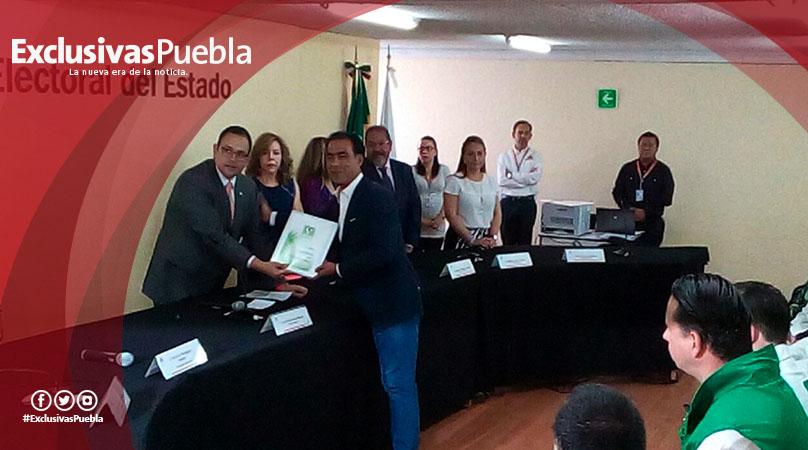 Descarta Chain ser comparsa del PAN y agradeció a Gali y Moreno Valle la oportunidad de trabajar con ellos.