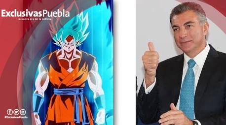 Piden a Tony que presenten en Puebla el episodio #130 de Dragon Ball Super