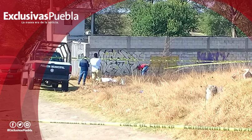 Se reporta el feminicidio número 24 del año, ahora en Huejotzingo