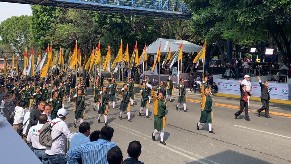 Desfile del 5 de Mayo revive historia y tradiciones ...